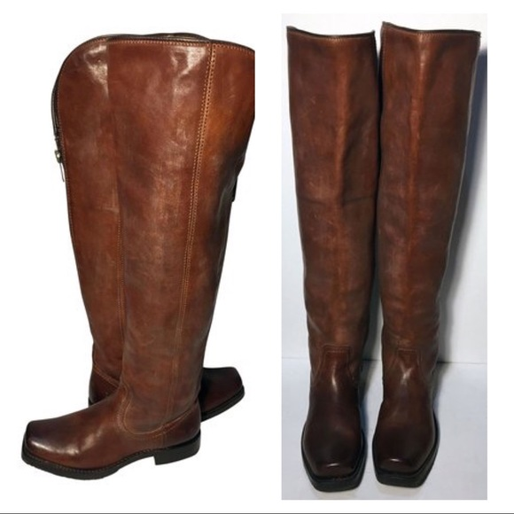 286677ffb072 Frye Shoes - Frye Over the Knee Boots Sz 8